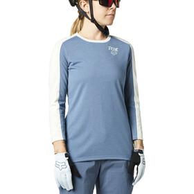 Fox Ranger Dri-Release 3/4 Jersey Women, matte blue
